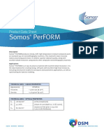 Somos PerFORM Datasheet Complete