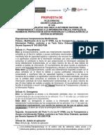 Propuesta de segundo Fe de Erratas para DL 1353
