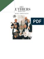 Samper Pizano Daniel - Les Luthiers de La L a La S