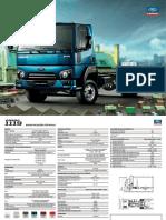 C1119 Specifications Brochure