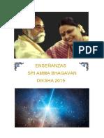 Diksha - 2015 Enseñanzas Bhagavan