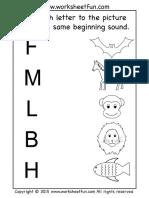 Wfun15 Beginning Sound 1