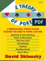 David Sklansky - Theory Of Poker.pdf