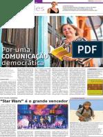 Diário de Pernambuco Lançamento Salett Tauk