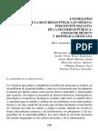 René Alejandro Jiménez Ornelas - Los desafíos de la seguridad pública, Ciudad de México y República mexicana.pdf