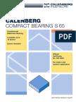 2.CALENBERG Vibration Insulation Bearings Compactlager s65 En