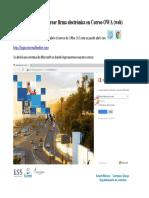 Manual Para Crear Firma en Correo OWA ( Web )