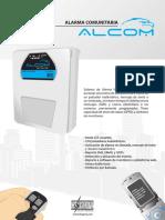 Catalogo Tecnico Alacom Gsm