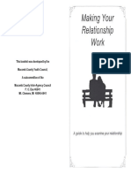 Making Your Relationship Works