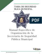 Secretaria de Seguridad