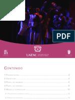 Plan de Estudios Artes Teatrales