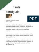Importante portugués
