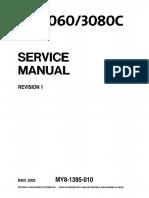 DR3080-2 Service M