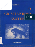 Annie Besant - Cristianismo Esotérico.pdf