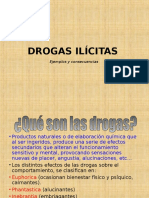 Drogas ilicitas