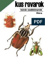 Buvar.zsebkonyvek Egzotikus.rovarok.ebook.gab