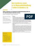 LA ARQUITECTURA MODERNA COMO EXPERIMENTO.pdf