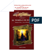 05. Margaret Weis & Tracy Hickman - Leyendas de La Dragonlance I - El Templo de Istar