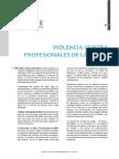 Violencia Contra Prof