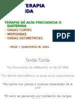 Fisioterapia Onda Corta.ppt 17 Abril