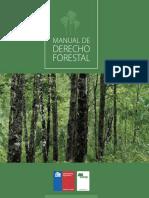Manual Derecho Forestal