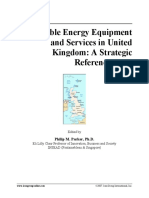 Philip M. Parker-Renewable Energy Equipment and Services in United Kingdom_ a Strategic Reference, 2007 (2007)