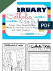 February 2017 Catholic Kids Bulletin