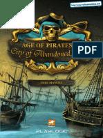 Age of Pirates 2 - City of Abandoned Ships - UK Manual - PC