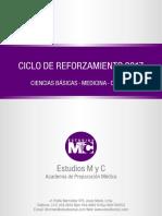 CicloReforzamiento Basicas Medicina Cirugia