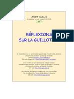 Reflexions sur la guillotine - CAMUS.pdf