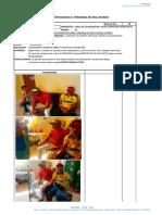 Informe Personal en Mal Estado Por Aclimatacion