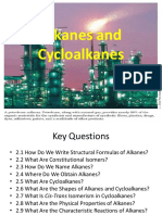 Chapter 2 Alkanes and Cycloalkanes