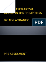 MEDIA-BASED ARTS AND DESIGN in the philippines