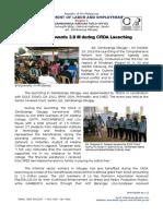 DOLE Sibugay CRDA Launching