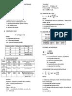 Parametros Para El Calculo de Rastrillaje