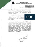 TJSP absolveu o funcionário que comprovou que efetivamente trabalhou
