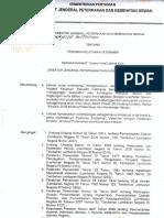 Peraturan Ditjennakwan nomor 976 tahun 2011