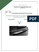 Lexus Pomotions