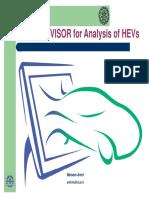 Amiri - Using ADVISOR for Analysis of HEVs.pdf