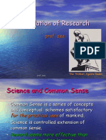 Foundation of Research-1