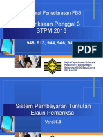 Sistem Pembayaran Tuntutan Dan PBS 27042013