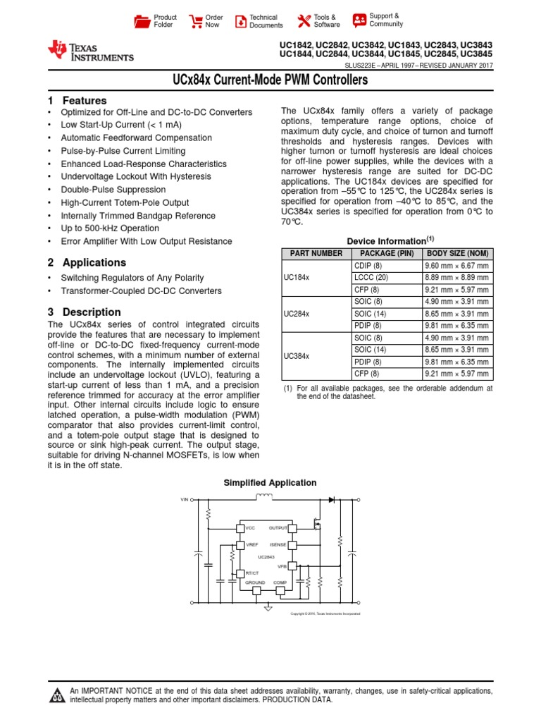 Uc 3843 Data Sheet Amplifier Electrostatic Discharge 2n2907 In The Reverse Unit Project Schematic Circuit Diagram And Datasheet