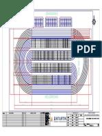 Velodromo y Pista de Bmx Planta-A3-Plano 13