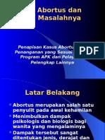01a APK Abortus & Masalah.ppt