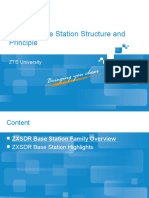 ZTE SDR BTS - Node B Different Base Station Family