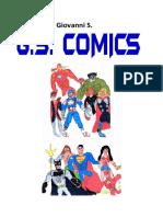 G.S. COMICS