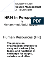 02 HRM in Perspective
