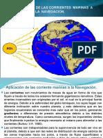 5.3. Aplicación de Las C. M. en La Navegacion.
