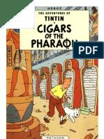 04 - Cigars of the Pharaoh (1934)
