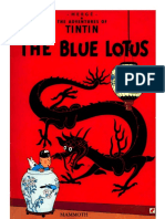 Tintin 05 - The Blue Lotus
